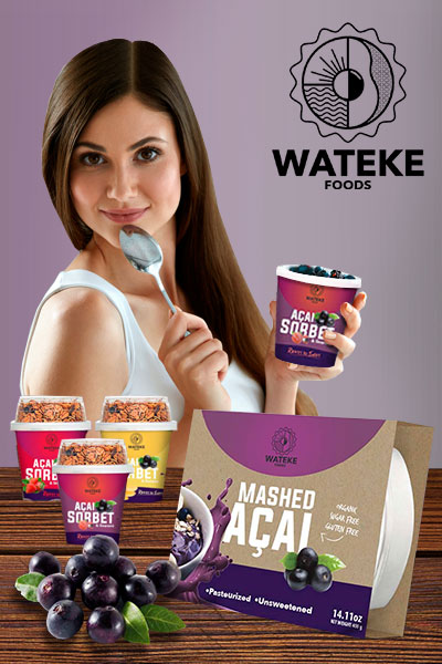 Wateke Foods Açai