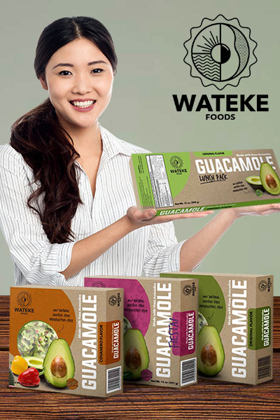 Wateke Foods Guacamole