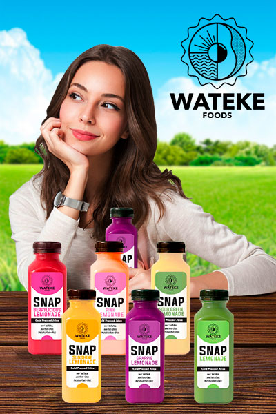 Wateke Foods Snap